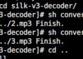 [转]解码转换QQ微信的SILK v3编码音频为MP3或其他格式