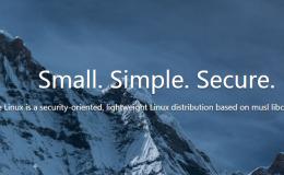 Alpine Linux,一个只有5M的Docker镜像
