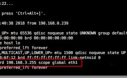 docker使用宿主机网段IP