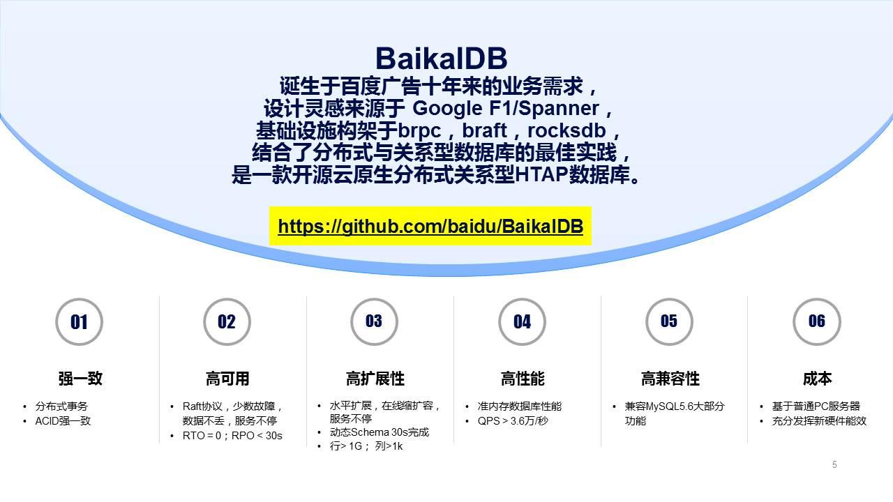 BaikalDB在同程艺龙的应用实践(三) - 第1张  | 技术人生