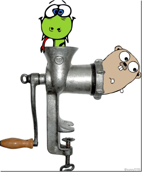 Grumpy: Go 上运行 Python! - 第1张  | 技术人生